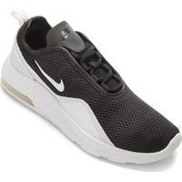 Tênis Nike Air Max Motion Masculino - Masculino-Preto+Branco
