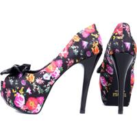 Sapato Torricella Floral