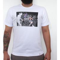 da22c6718e El Cabriton  Mosh-Pit - Camiseta Clássica Masculina