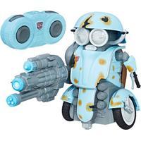 Boneco Robô Com Controle Remoto - Autobot Sqweeks - Transformers - O Último Cavaleiro - Hasbro