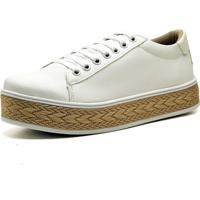 Tênis Casual Trivalle Shoes Branco