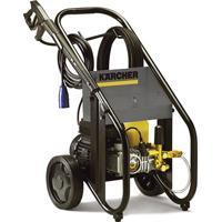 Lavadora De Alta Pressão Profissional Hd 7/15-4 Maxi 4000W 380V Cinza E Preta