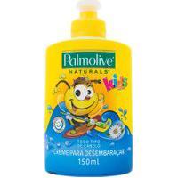 Creme De Pentear Palmolive Kids Todos Os Tipos De Cabelo 150Ml