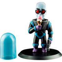 Figura Colecionável 15 Cm - Q-Figures - Dc Comics - Mr Freeza - Bandai - Unissex-Incolor