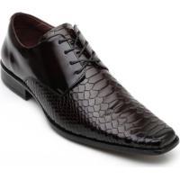 Sapato Promais 0360 Co - Masculino-Vinho