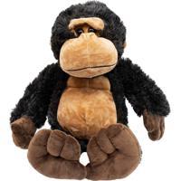 Pelúcia Minas De Presentes Macaco Marrom - Kanui