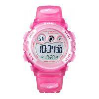 Relógio Skmei Infantil -1451- Rosa Claro