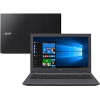"Notebook Acer Aspire E5-574G-78Lr Grafite - Intel Core I7 - 8Gb Ram - 1Tb Hd - Windows 10 - Tela Led 15.6"" - 2Gb Nvidia Geforce"