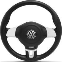 Volante Esportivo Jetta Redondo Automotivo Volkswagen Poliparts