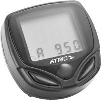 Ciclocomputador 15 Funções Atrio Bi043