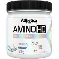 Amino Hd 10:1- Blueberry- 300G- Atlhetica Nutritatlhetica Nutrition