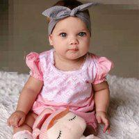 Vestido Boneca Metoo Rosa