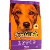 Ração Cães Adultos Special Dog Premium Raças Pequenas 5Un 3Kg