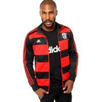 Jaqueta Adidas Performance 3S Flamengo Vermelha