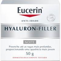 Creme Antirrugas Eucerin Hyaluron-Filler Noite 50G