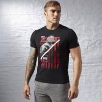 Camiseta Reebok Ufc Combat Velasquez Fighter - Masculino