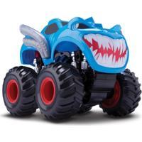 Carrinho Com Fricção 4X4 - Monster Car - Tubarão - Rosita - Masculino