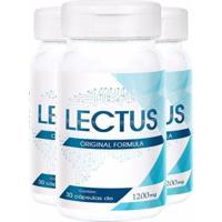 Lectus - Promoção 3 Unidades