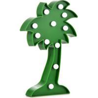 Luminaria Le Pinpop Coqueiro Verde