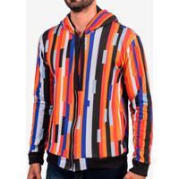 Moletom Colorful Stripes 700046