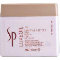 Sp System Professional Luxe Oil Keratin Restore - Máscara Capilar 400Ml