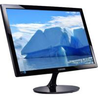 "Monitor Samsung Ls22B300Bslzd - Preto - Tela Led 21.5"" - Full Hd"
