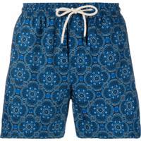 Peninsula Swimwear Short De Natação Procida M2 - Azul