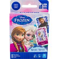 Jogo De Cartas Rouba Monte Frozen