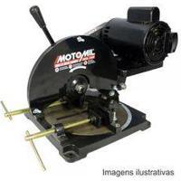 Serra De Cortar Alumínio Motomil S.A-100 Sem Motor Com Chave Monofásica