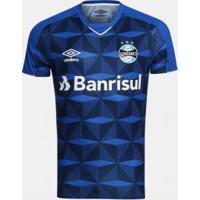Camisa Umbro Grêmio Oficial 3 Fan Calssic 2019