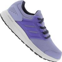 Tênis Adidas Galaxy 4 Feminino - Feminino-Azul