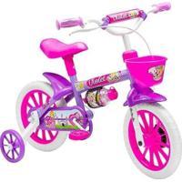 Bicicleta Feminina Violet Aro 12 - Nathor - Unissex