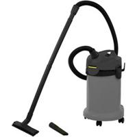 Aspirador De Pó E Água Karcher Com Capacidade De 20 Litros Cinza - Nt20/1