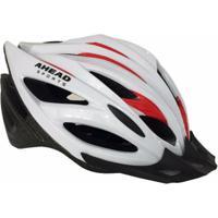 Capacete De Ciclismo Ahead Sports Asm002M - Unissex