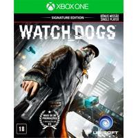 Jogo Watch Dogs Signature Edition Em Português Ubi Xbox One
