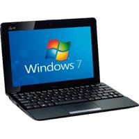 Netbook Asus 1025C-Gry031S - Intel Atom Dual Core N2600 - Ram 2Gb - Hd 320Gb - Tela De Led 10.1'' - Windows 7 Starter