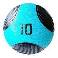 Bola Medicine Ball 10 Kg Peso Cross Funcional - Liveup Sport