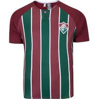 Camiseta Do Fluminense Versa - Masculina - Vinho