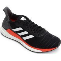 Tênis Adidas Solar Glide Boost Masculino - Masculino-Preto