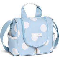 Frasqueira Térmica Masterbag Baby Emy Bubble Azul
