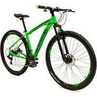 Bicicleta Aro 29 Everest Storm - 21V Cambios Shimano - Unissex
