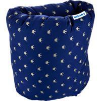 Almofada De Braço Para Amamentação Coro Kababy Azul