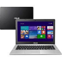 "Notebook Asus X450Ca-Bral-Wx143H - Intel Core I3-2365M - Hd 500Gb - Ram 4Gb - Led 14"" - Windows 8"