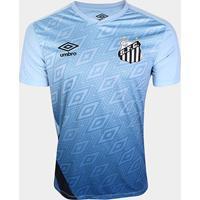 Camisa Santos Treino 20/21 Umbro Masculina - Masculino