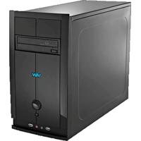Computador Desktop Cce T240S3D - Ram 2Gb - Hd 400Gb - Intel Atom D2500 - Gravador De Dvd - Windows 7 Starter