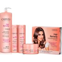Cadiveu Professional Hair Remedy Kit Home Care Shampoo