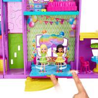 Polly Pocket Mega Casa De Surpresas - Mattel - Kanui