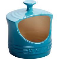 Saleiro De Cerâmica Le Creuset Azul Caribe 300Ml - 12862