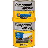 Compound Adesivo 1Kg - Vedacit - Vedacit
