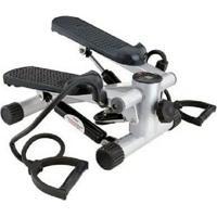 Stepper 3 Em 1 Com Corda Wct Fitness Simulador De Caminhada - Unissex-Cinza